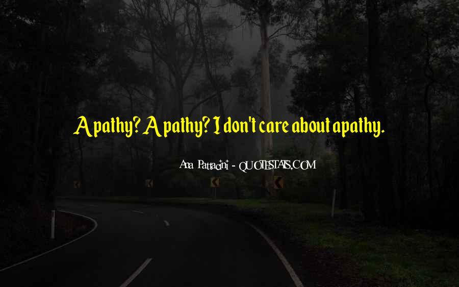 Ana Pattacini Quotes #1855264