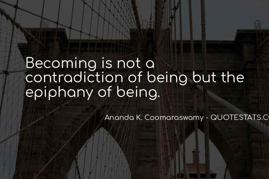 Ananda K. Coomaraswamy Quotes #186552