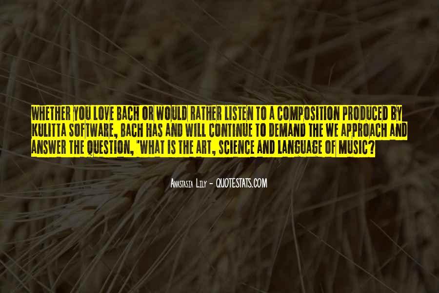 Anastasia Lily Quotes #1757706