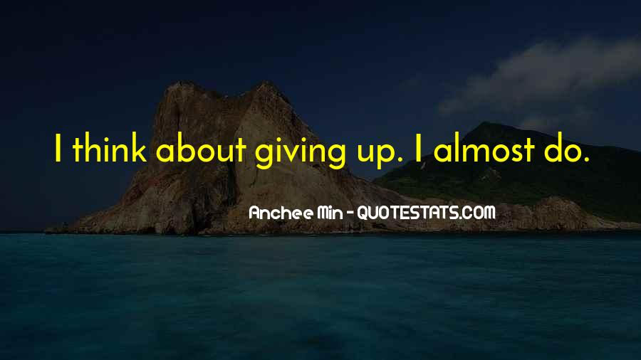 Anchee Min Quotes #1602346