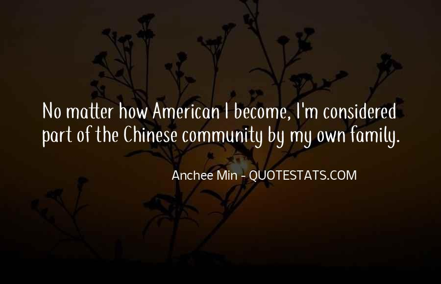 Anchee Min Quotes #197585