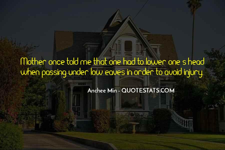 Anchee Min Quotes #223248