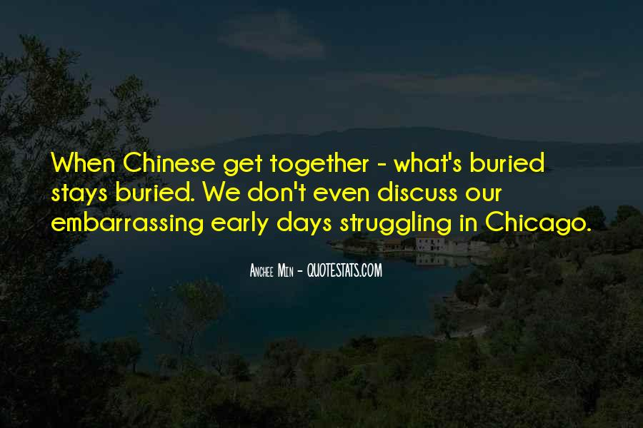 Anchee Min Quotes #322468