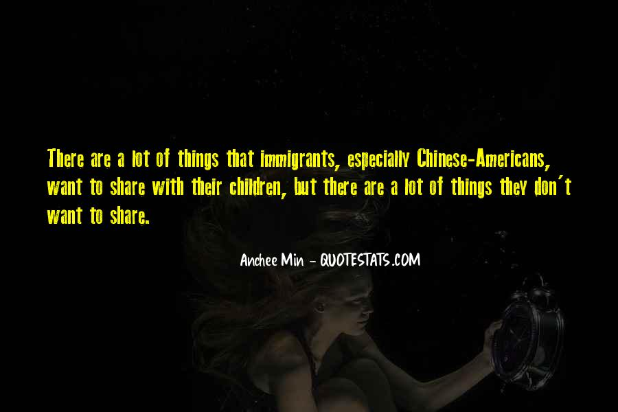 Anchee Min Quotes #827738