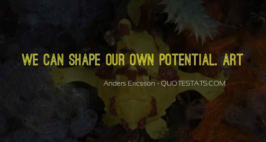 Anders Ericsson Quotes #761941