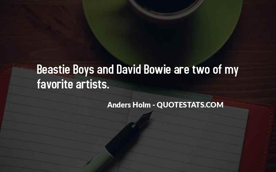 Anders Holm Quotes #1664225
