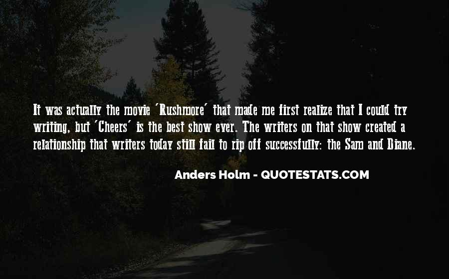 Anders Holm Quotes #1848753