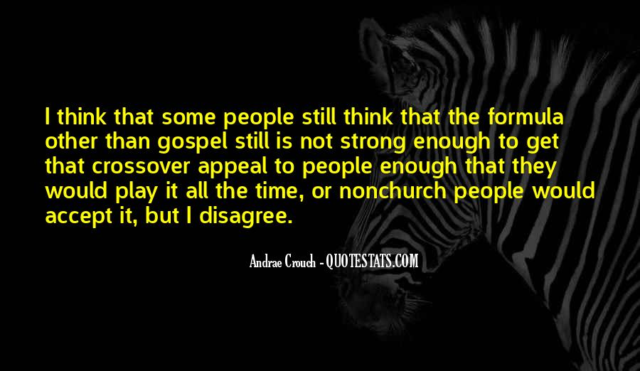 Andrae Crouch Quotes #1330602