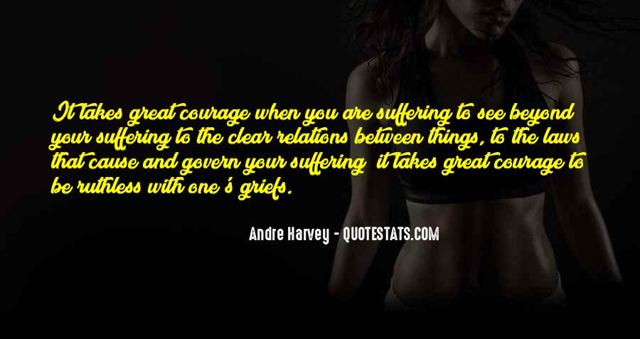 Andre Harvey Quotes #775543