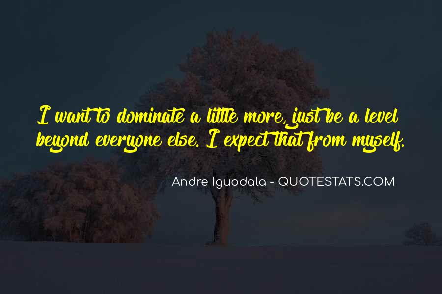 Andre Iguodala Quotes #96103
