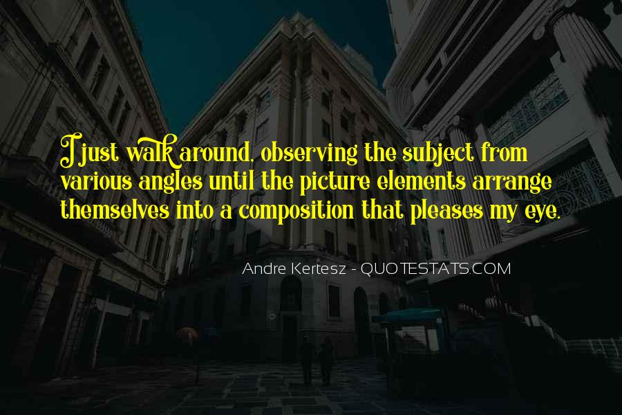 Andre Kertesz Quotes #1248880