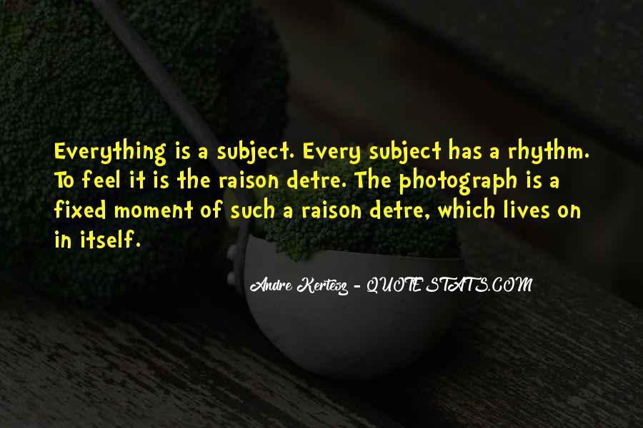 Andre Kertesz Quotes #1398108