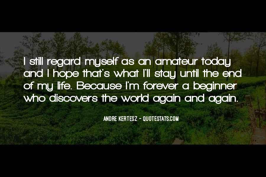 Andre Kertesz Quotes #821689