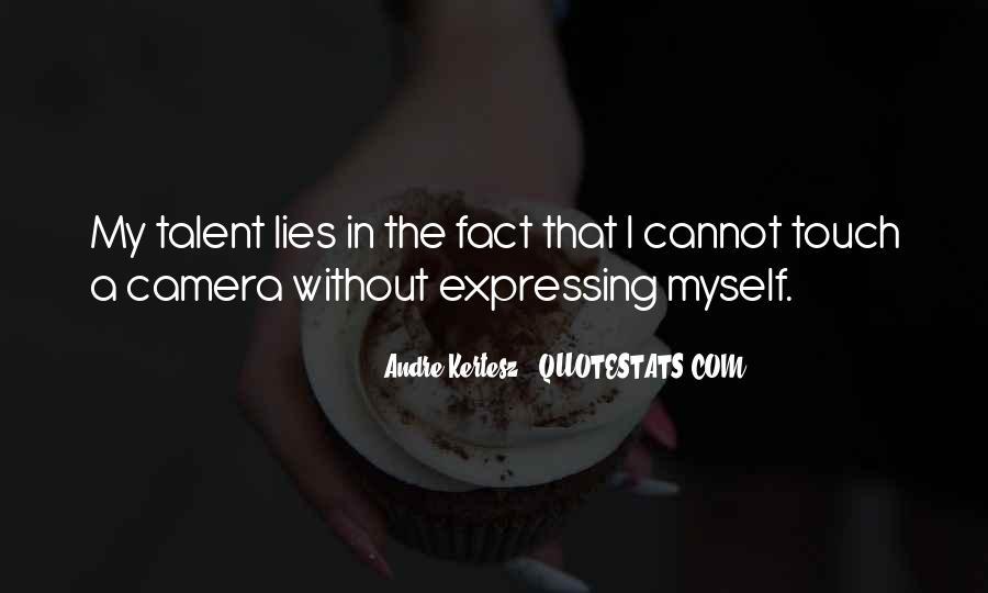 Andre Kertesz Quotes #852259