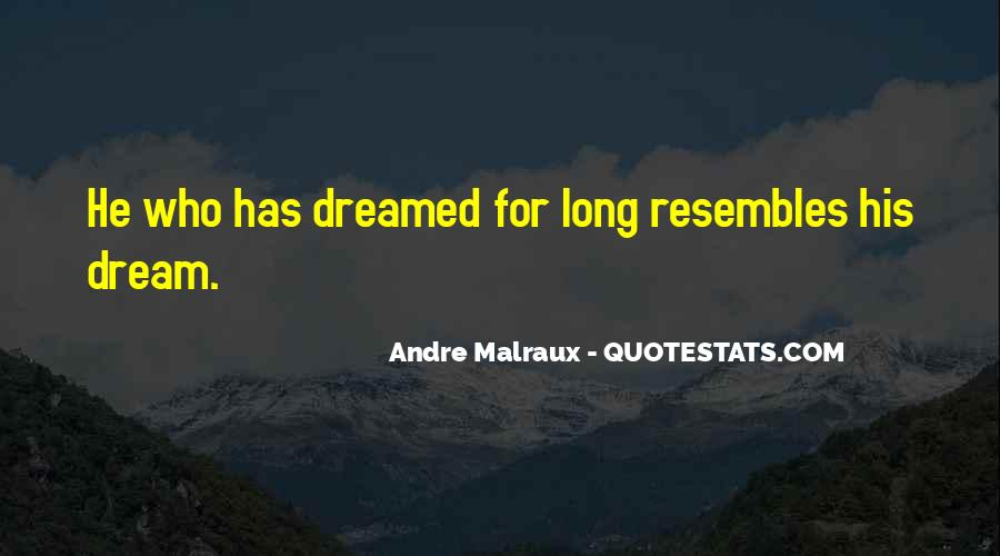 Andre Malraux Quotes #1498011