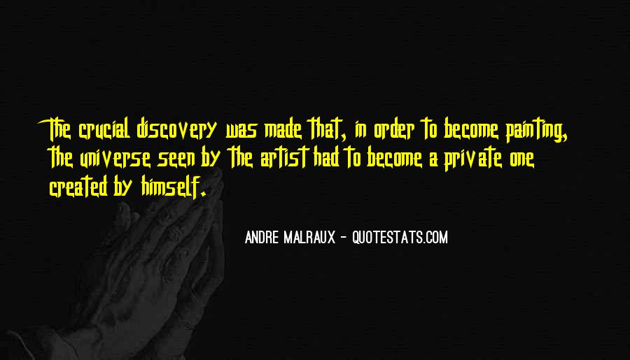 Andre Malraux Quotes #1581159