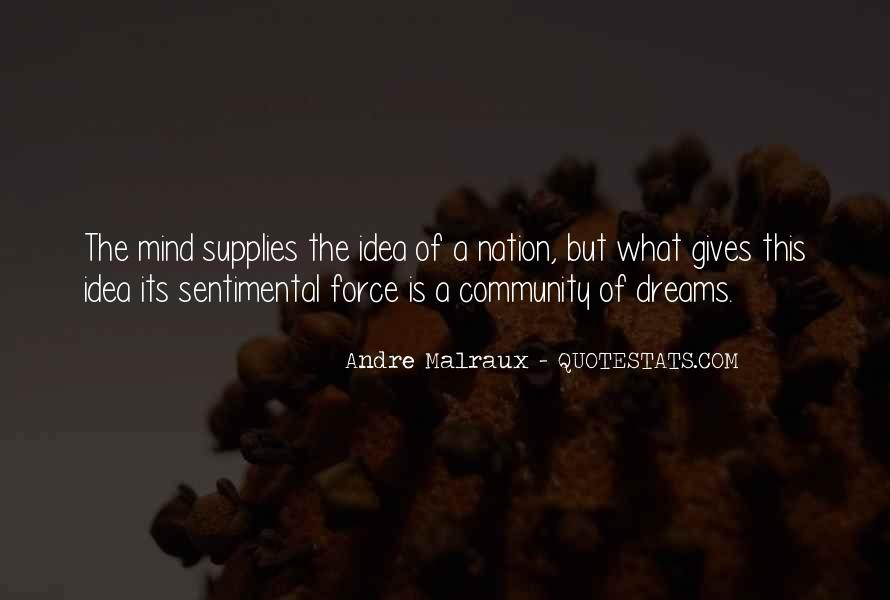 Andre Malraux Quotes #1604846