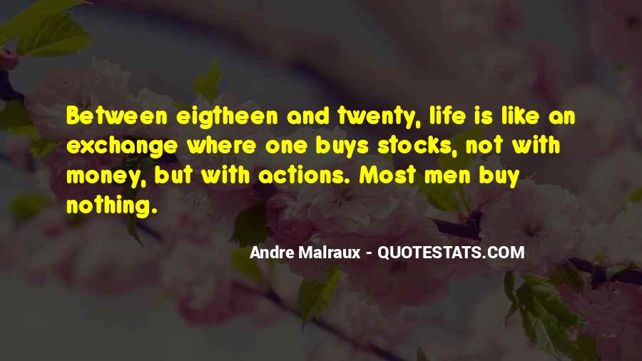 Andre Malraux Quotes #250829
