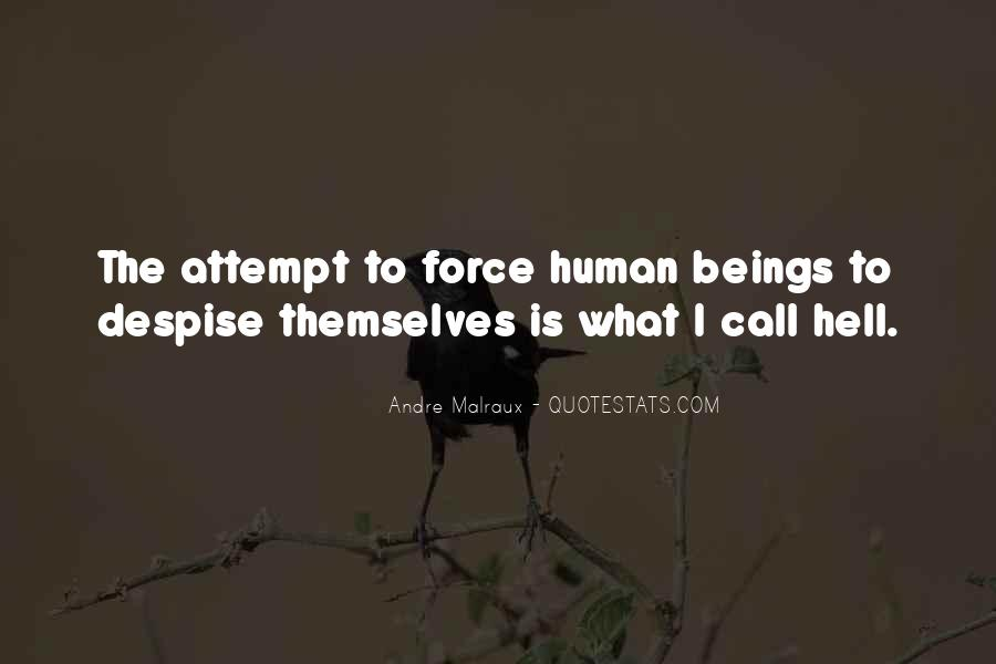 Andre Malraux Quotes #3570