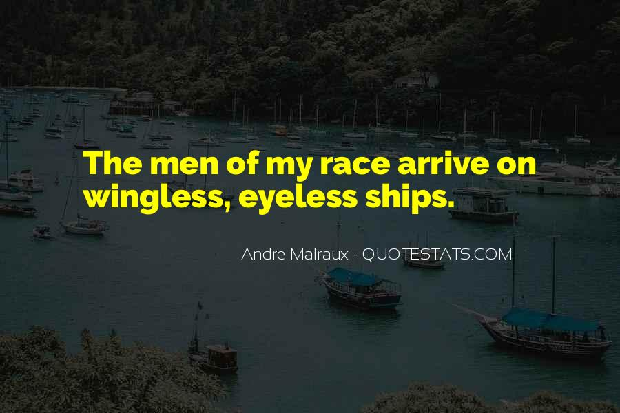 Andre Malraux Quotes #420321