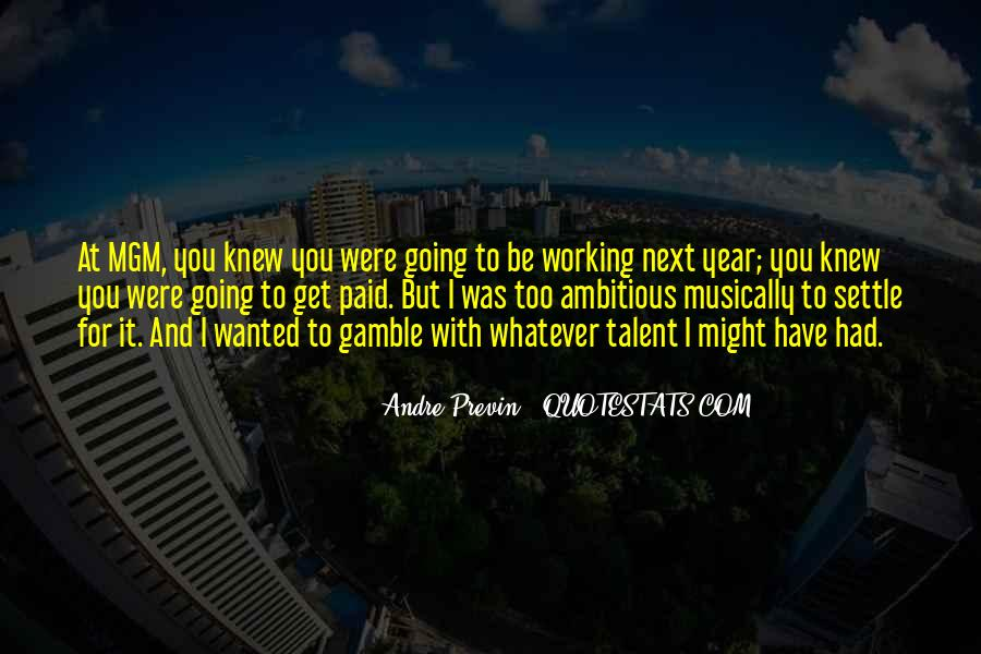Andre Previn Quotes #1245024