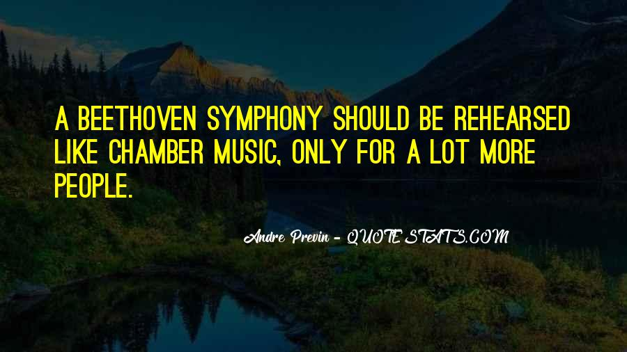 Andre Previn Quotes #131696