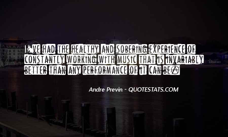 Andre Previn Quotes #421779