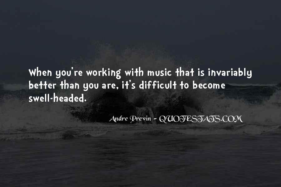 Andre Previn Quotes #846025