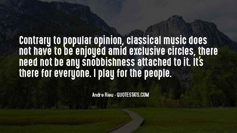 Andre Rieu Quotes #413616