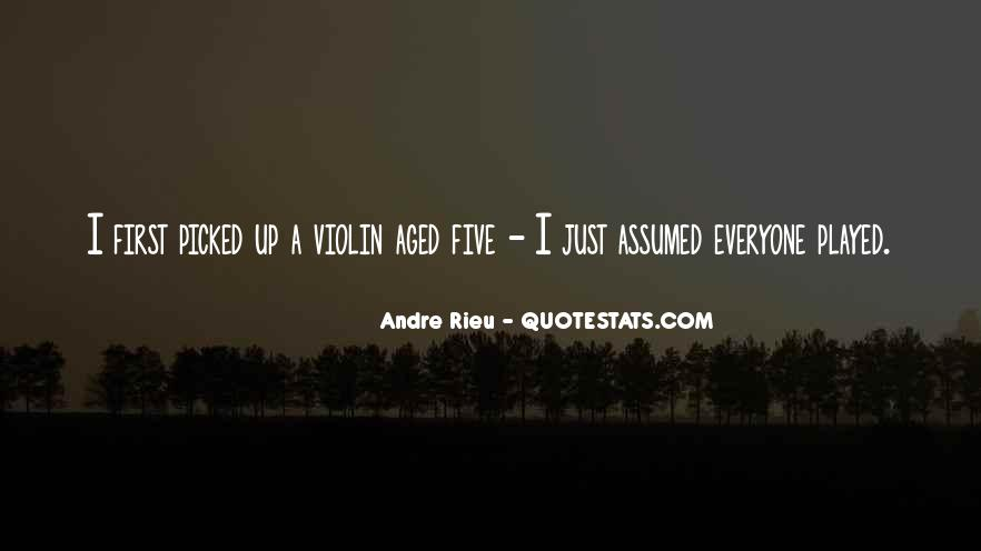 Andre Rieu Quotes #812244