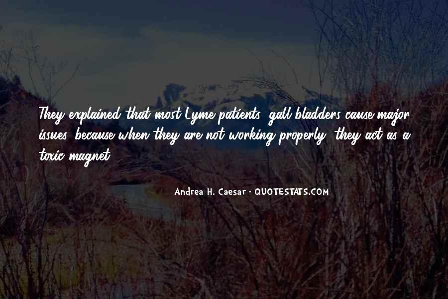 Andrea H. Caesar Quotes #985289
