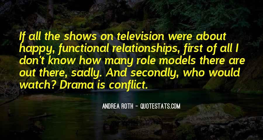 Andrea Roth Quotes #1354418