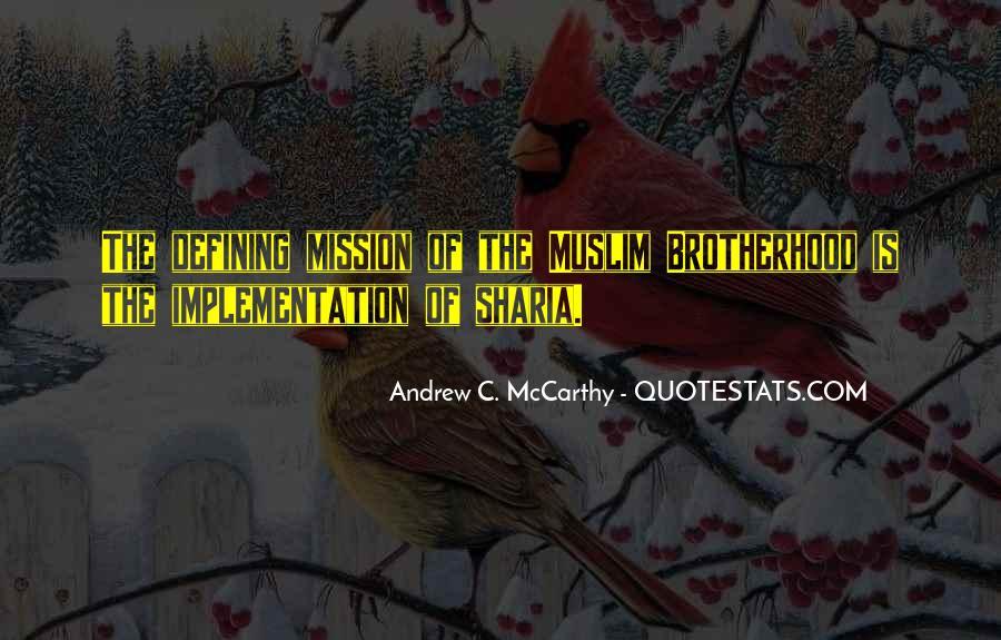 Andrew C. McCarthy Quotes #1360844