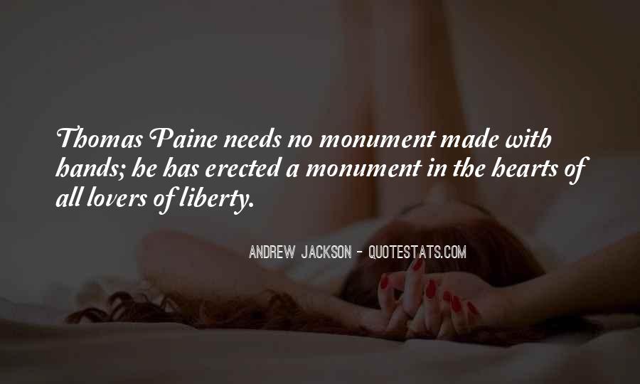Andrew Jackson Quotes #1002612