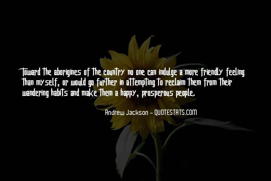 Andrew Jackson Quotes #104624