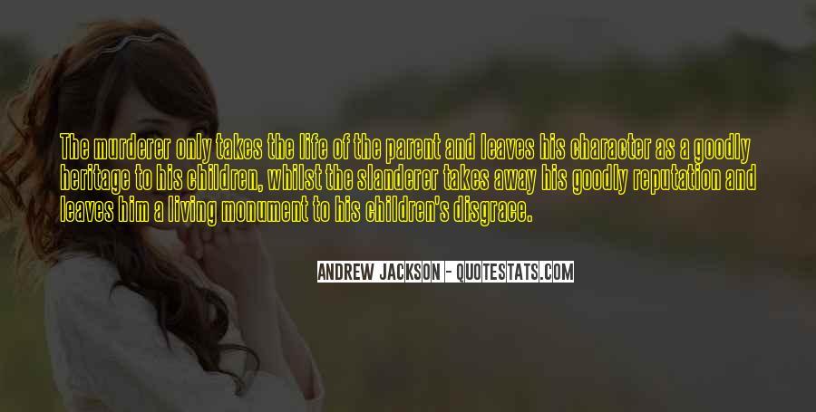 Andrew Jackson Quotes #1091001