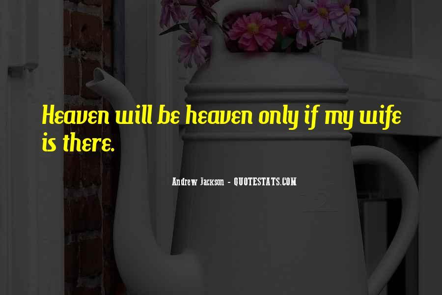 Andrew Jackson Quotes #1143613