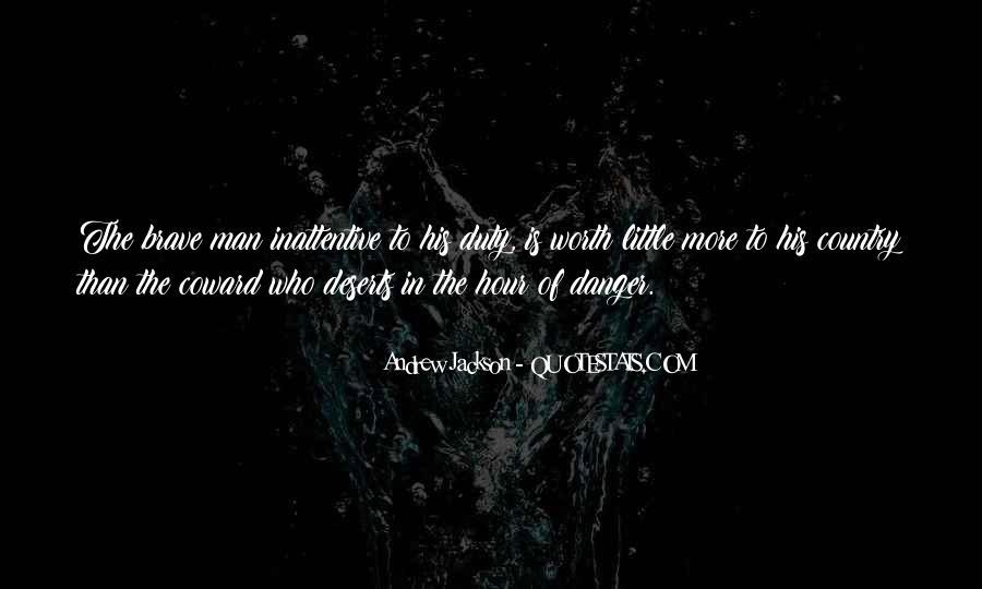 Andrew Jackson Quotes #1161880
