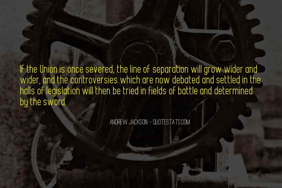 Andrew Jackson Quotes #1164269