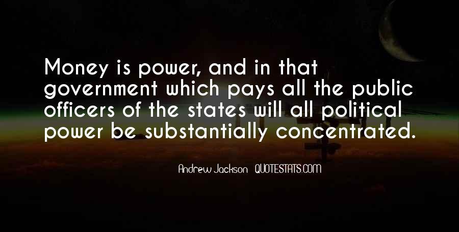 Andrew Jackson Quotes #1260220