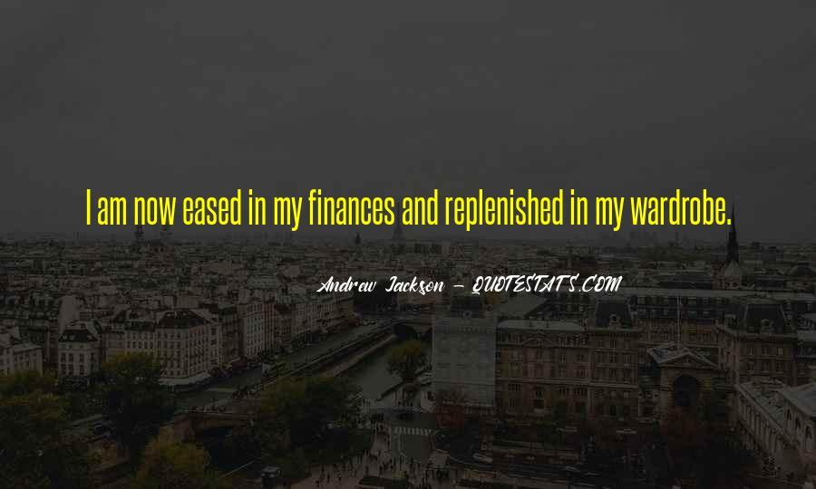 Andrew Jackson Quotes #129735