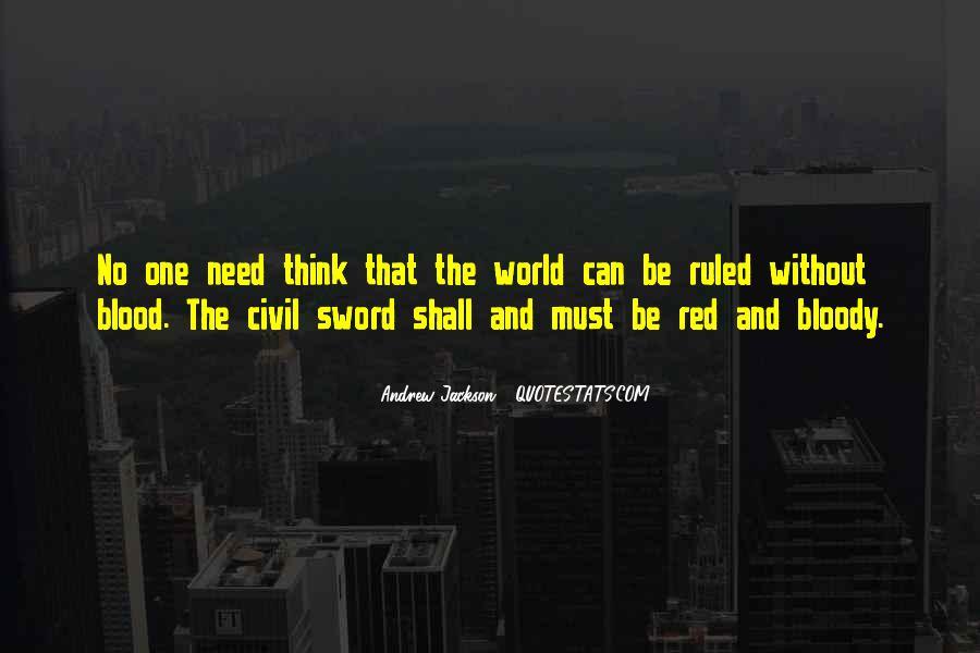 Andrew Jackson Quotes #1353247