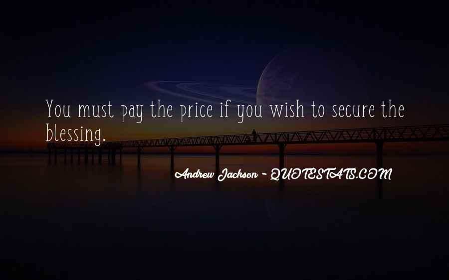 Andrew Jackson Quotes #1493156