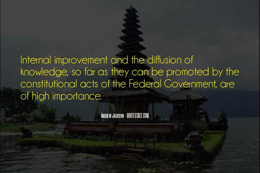 Andrew Jackson Quotes #1573829