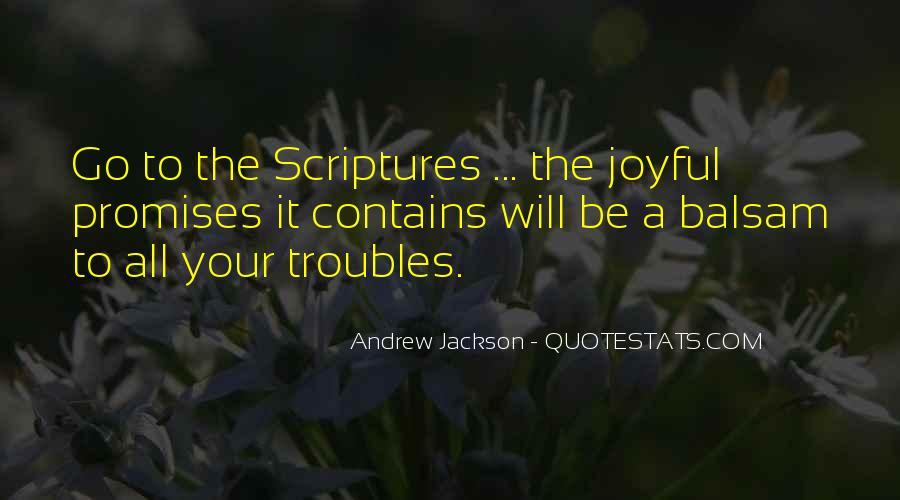 Andrew Jackson Quotes #1671559