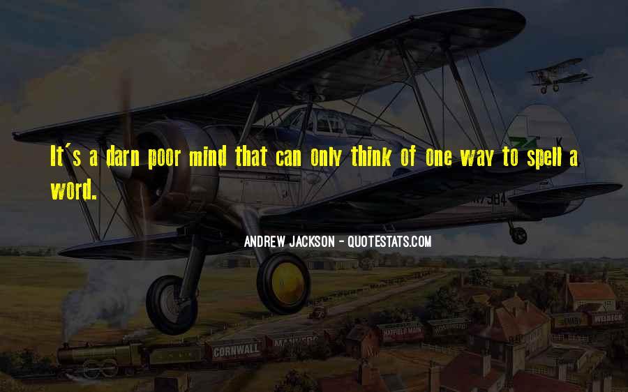 Andrew Jackson Quotes #1675239