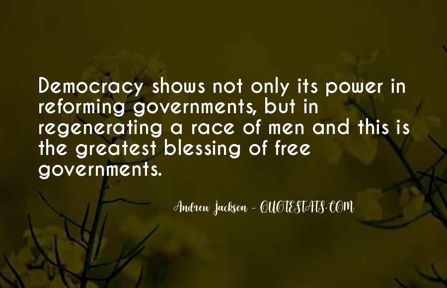 Andrew Jackson Quotes #1713150