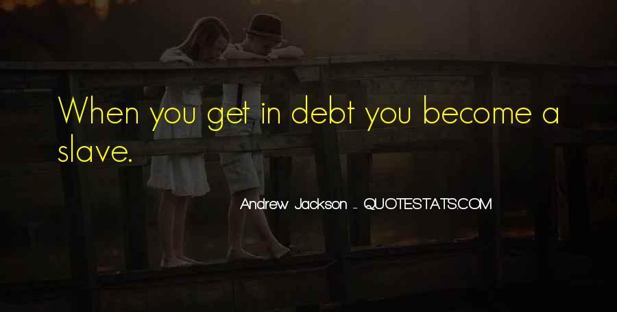 Andrew Jackson Quotes #1799959