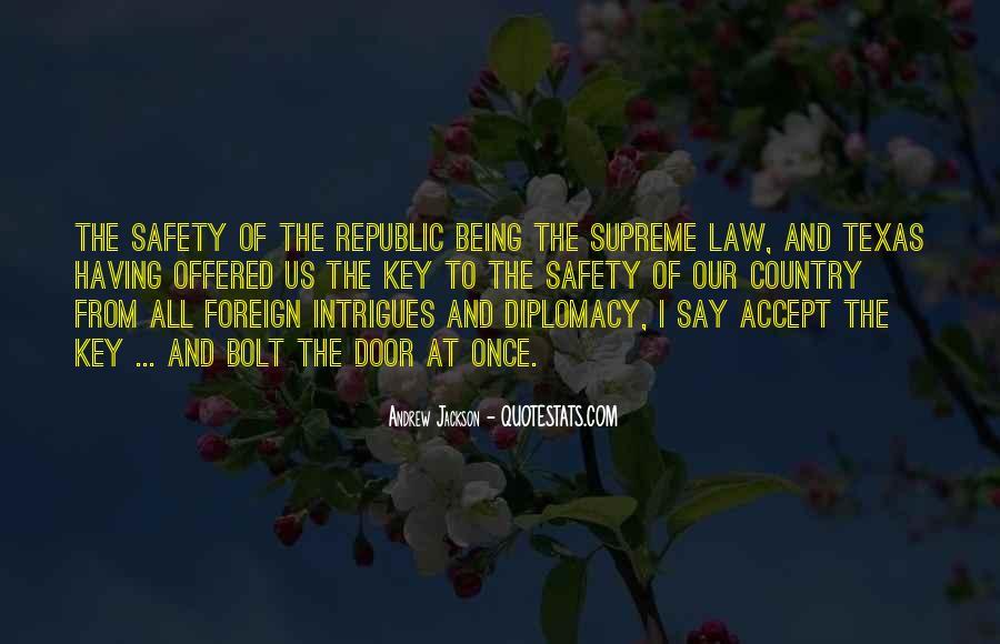 Andrew Jackson Quotes #1847881