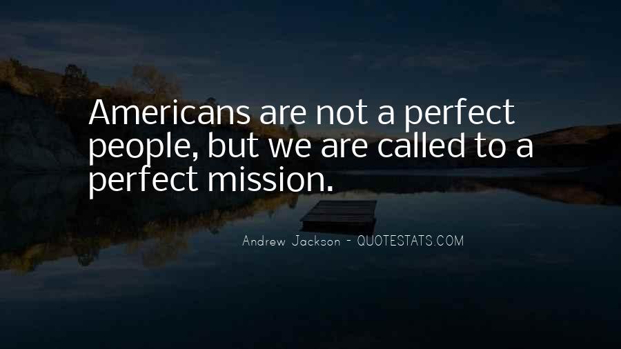 Andrew Jackson Quotes #1871226